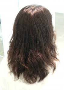 縮毛矯正 髪質改善<ミディアム2>